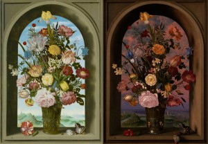 © ROB AND NICK CARTER/COURTESY ROYAL PICTURE GALLERY MAURITSHUIS, THE HAGUE (via www.artnews.com)