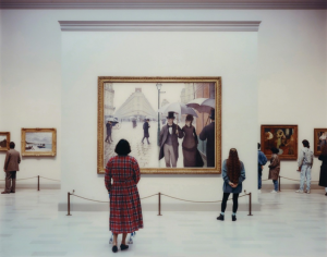 Thomas Struth Art Institute of Chicago II, Chicago, 1990 Phillips: Photographs
